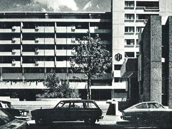 Maison de la Réformation - 1971