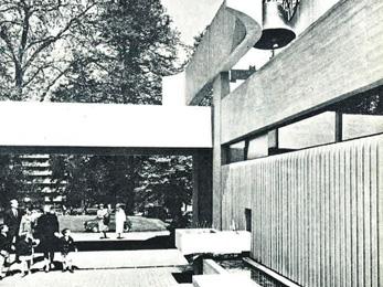 Centre paroissial de Champel - 1967
