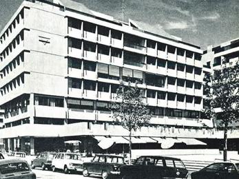 Centre UCJG - YMCA - 1971-72