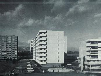 Quartier de Champs Fréchets - 1971