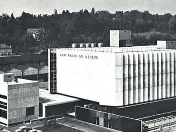 Port Franc de Genève - 1962