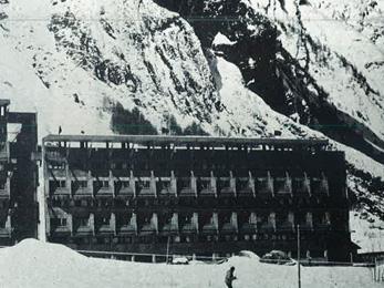 Station touristique de Valrutor - 1966