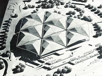 Palais des expositions - 1970